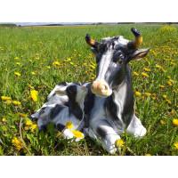 Корова с теленком. Полистоун