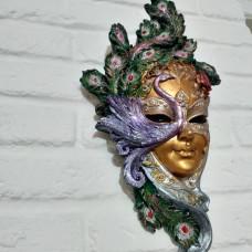 Барельеф маска