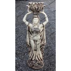 """Статуя """"Клеопатра"""". Шамот."""