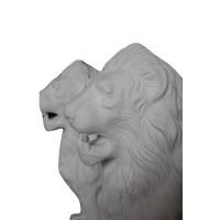 Лев скульптура